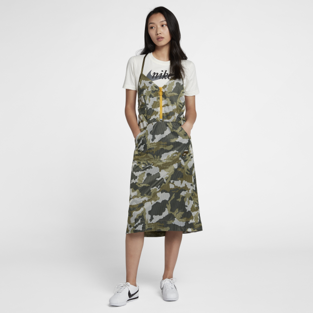 Nike Wmns Sportswear NSW Woven Dress (932368-072)