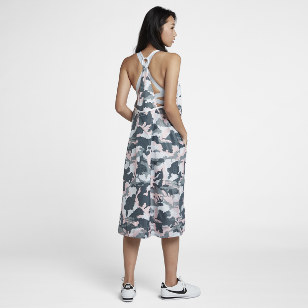 Nike Wmns Sportswear NSW Woven Dress (932368-100)