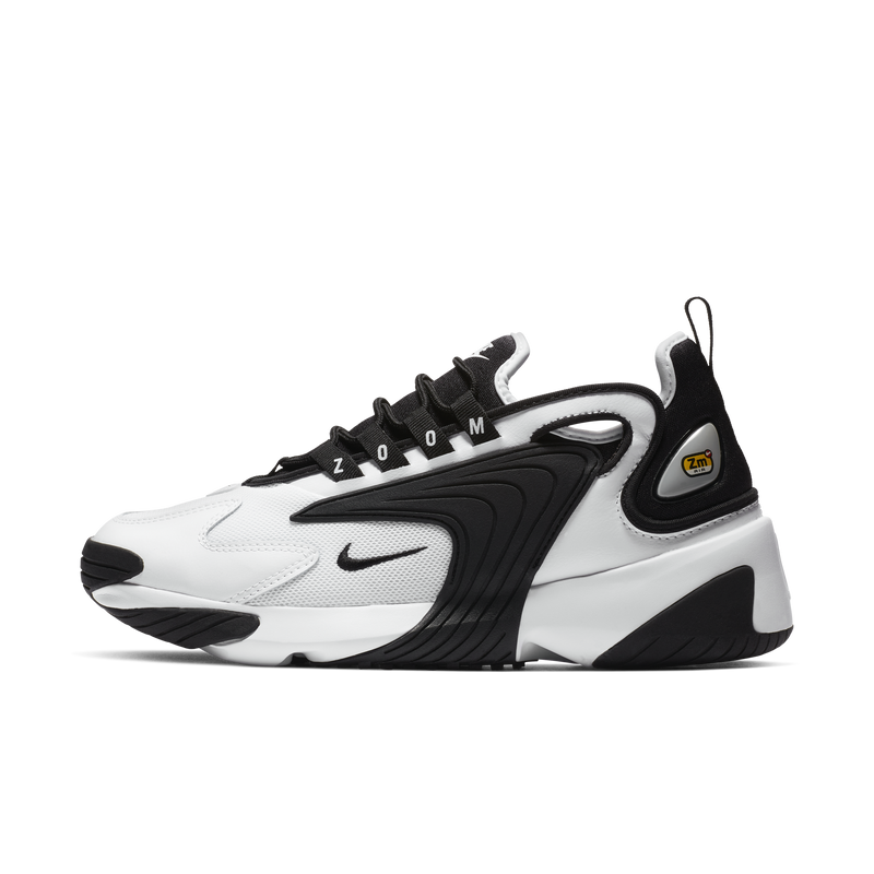 Nike Wmns Zoom 2K White Black (AO0354-100)