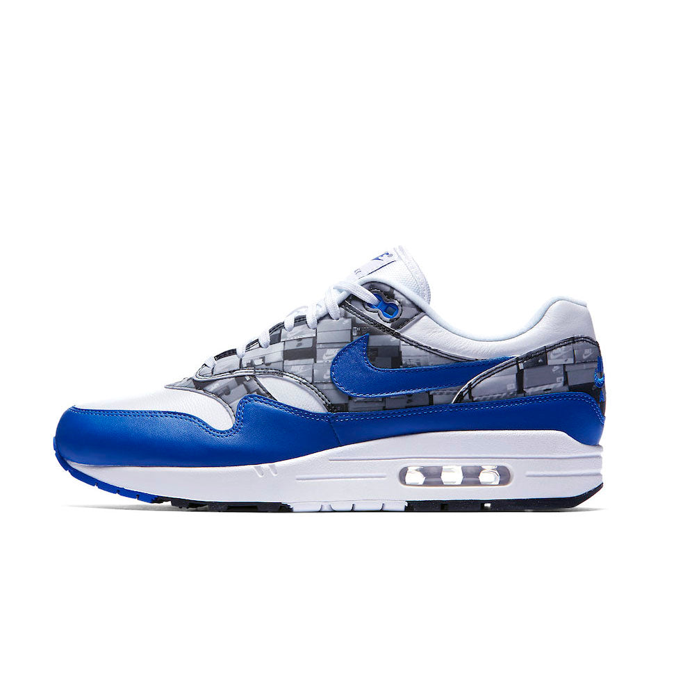 Nike x Atmos Air Max 1 Print We Love Nike Pack (AQ0927-100) - RMKSTORE