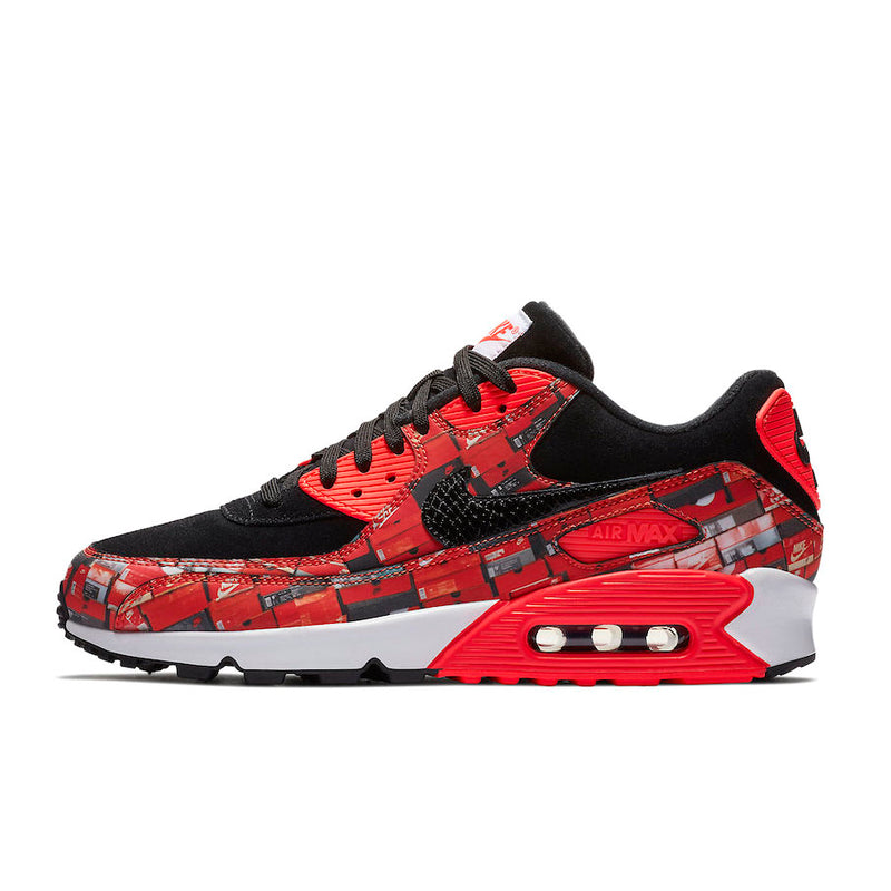 Nike x Atmos Air Max 90 Print We Love Nike Pack (AQ0926-001) - RMKSTORE