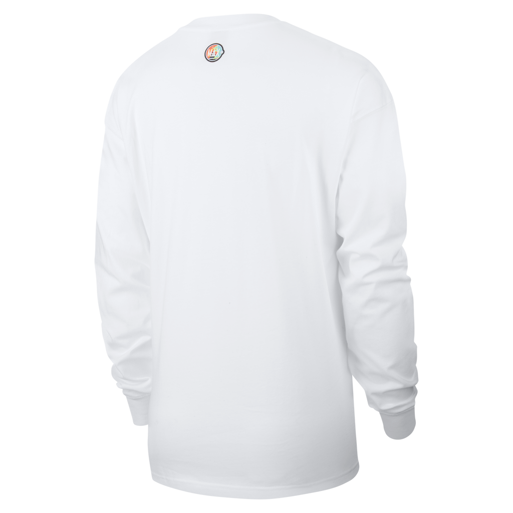 Nike x Atmos Long-Sleeve T-Shirt White (CI3200-100)