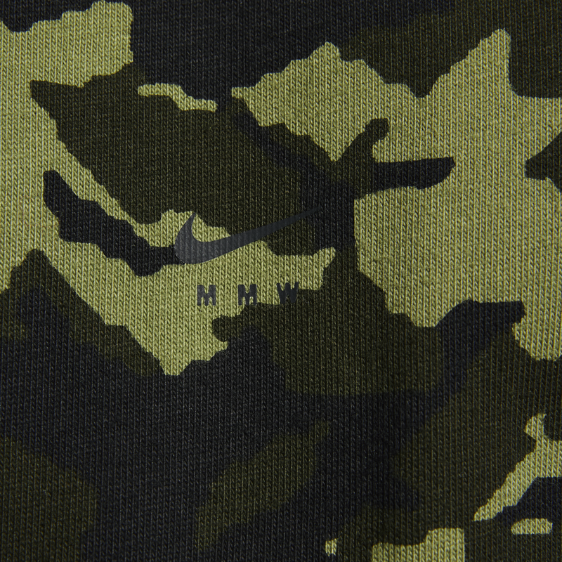 Nike x MMW 002 Printed Long-Sleeve Top Camo (AR5613-331)