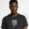 Nike x Nathan Bell Dri-FIT Men's Running T-Shirt Black (AO0630-010)