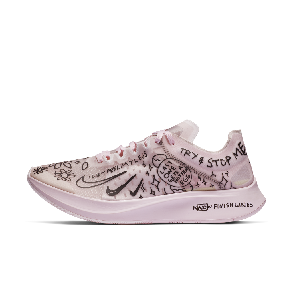 Nike x Nathan Bell Zoom Fly SP Fast Pink (AT5242-100)