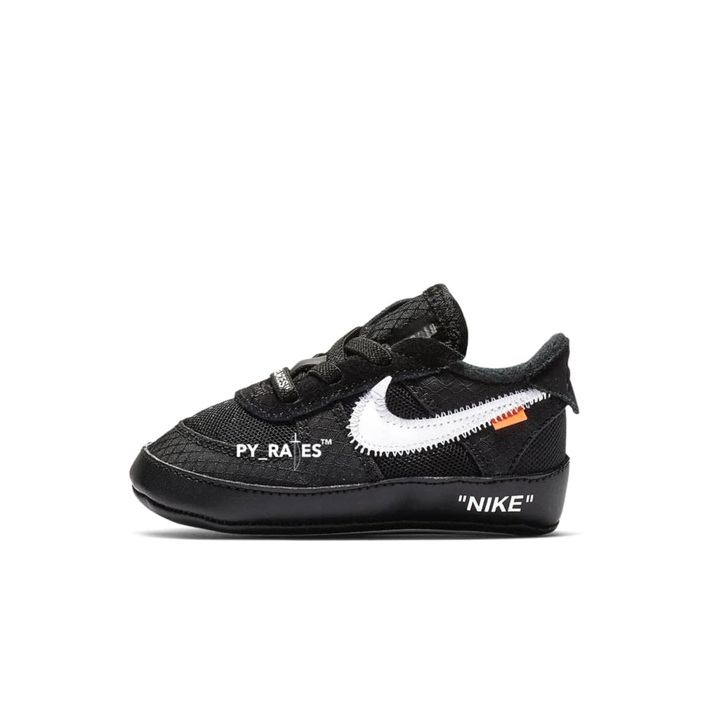 Nike x Off-White Air Force 1 Low (CB) The Ten Black (BV0854-001)