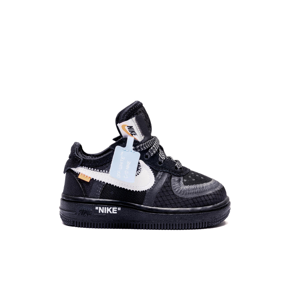 Nike x Off White Air Force 1 Low (Toddler)