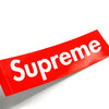 Supreme Box Logo Red Sticker