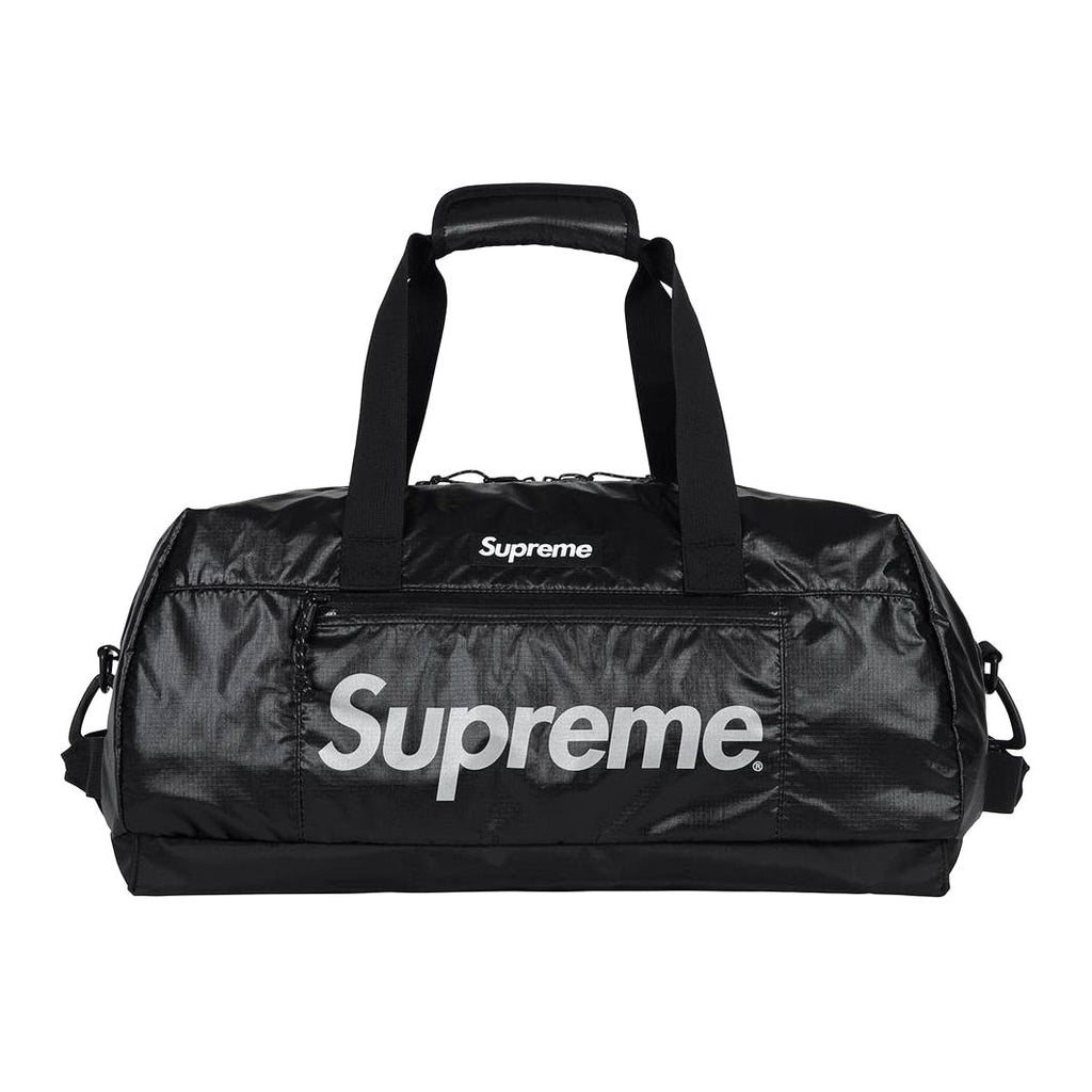 Supreme Duffle Bag Black (FW17)