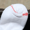 Supreme x Hanes Cotton Blend Cushion Comfort Crew Sock White (Pair)