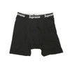 Supreme x Hanes Cotton Classic Boxer Brief Black (For One) - RMKSTORE