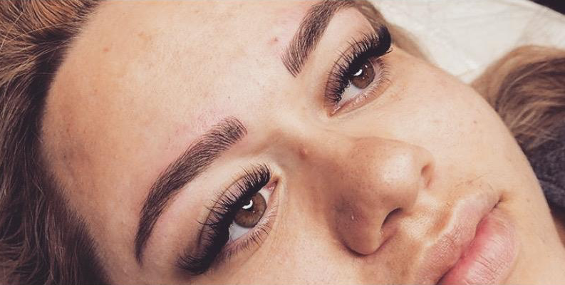 Microblading - eyebrows - 1st Session