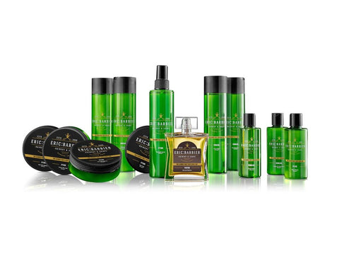 ERIC:BARBIER Men Hair Care Products Made in Germany