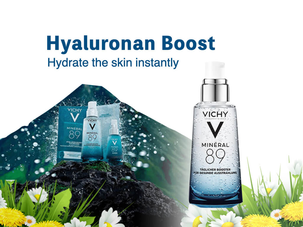 Hyaluronan Boost with Vichy