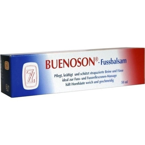 Buenoson Anti-Inflammatory Foot Cream  is a Foot Peeling & Cream