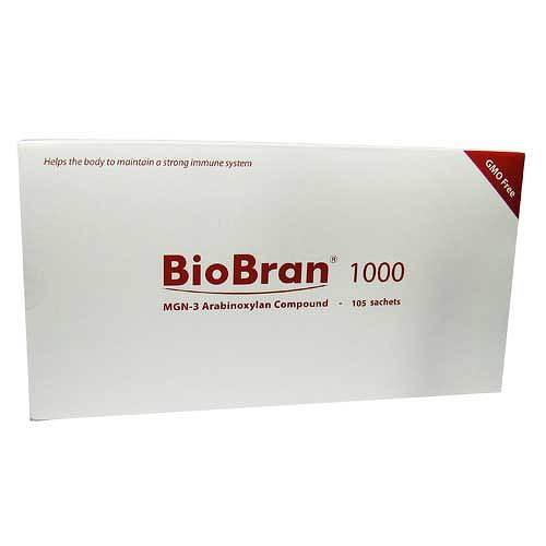 BioBran 1000 Sachets of Powder 105 pcs