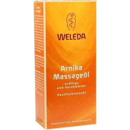 Weleda Arnica Massage Oil  is a Body Lotion & Oil