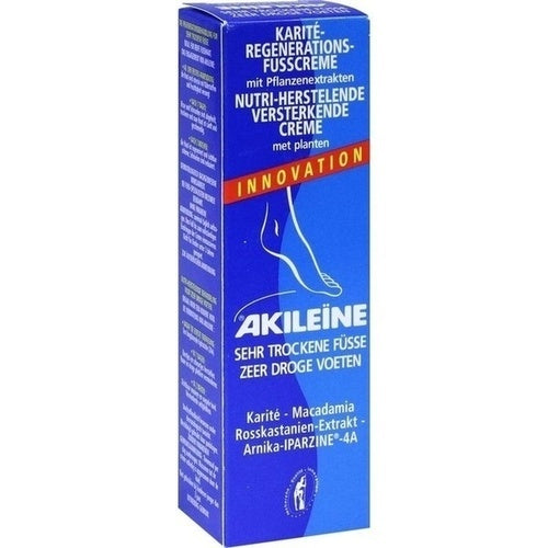 Akileine Shea Regeneration Foot Cream  is a Foot Peeling & Cream