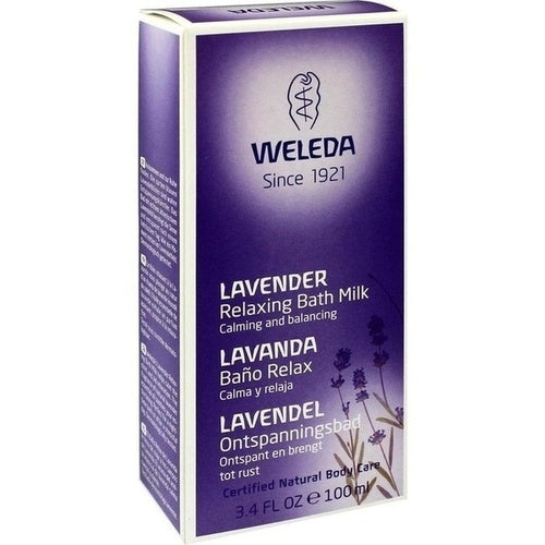 Weleda Lavender Relaxing Bath Essence  is a Bath & Shower
