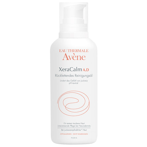 Avene Xeracalm A.D Cleansing Oil 400ml is a Cleansing