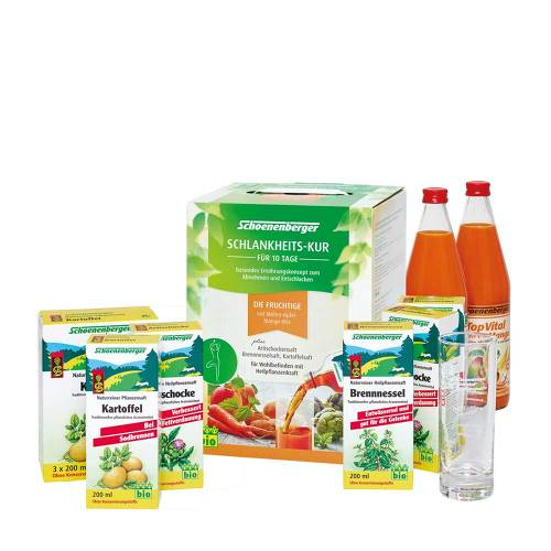 Schoenberger Slimming Fruity 10-day set