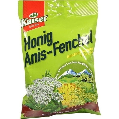 Kaiser Honey Anise Fennel Candy 90 g