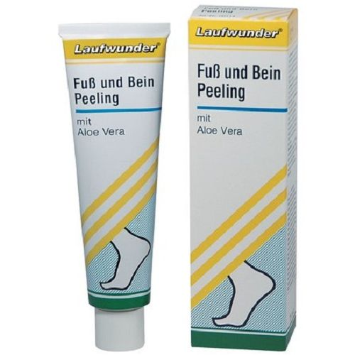 Franz Lütticke Gmbh Duration Of Miracles Foot Scrub U.Bein 75 ml