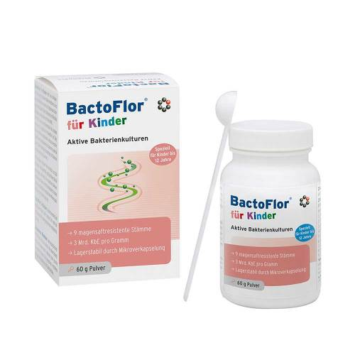 BactoFlor Powder For Children 60 g