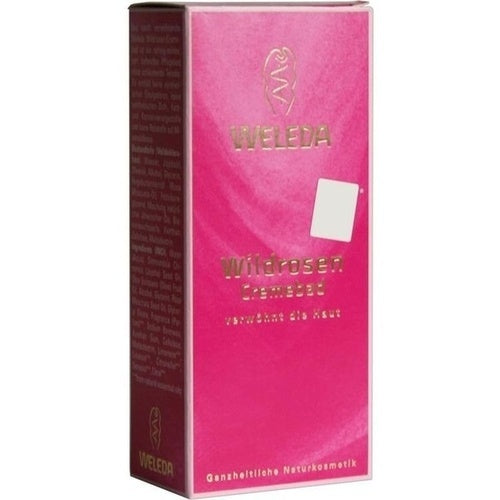 Weleda Wild Rose Cream Bath 100 ml is a Bath & Shower