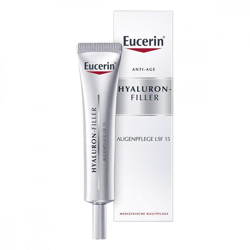 Eucerin Hyaluron-Filler Eye Cream SPF 15 15 ml