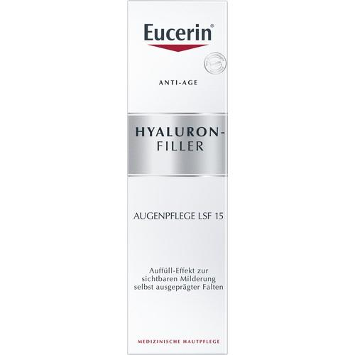 Eucerin Hyaluron-Filler Eye Cream SPF 15 15 ml is a Eye Cream