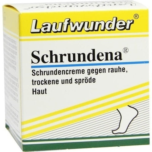 Laufwunder Schrundena Cream 75 ml is a Foot Peeling & Cream