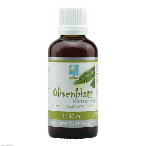 Olive Leaf Concentrate 50 ml