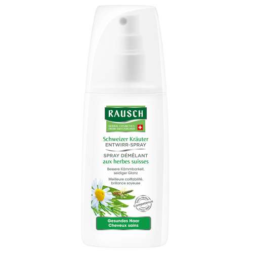 Rausch Swiss Herbal Detangling Spray Conditioner 100 ml is a Conditioner