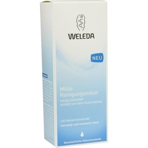 Weleda Gentle Cleansing Milk 100 ml is a Make Up Remover
