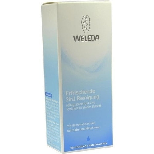 Weleda Refreshing 2in1 Cleansing 100 ml is a Cleansing