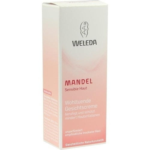 Weleda Almond Soothing Facial Cream 30 ml is a 24H Cream