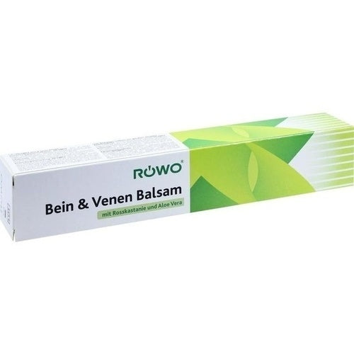 Röwo Leg & Vein Balm  is a Foot Peeling & Cream