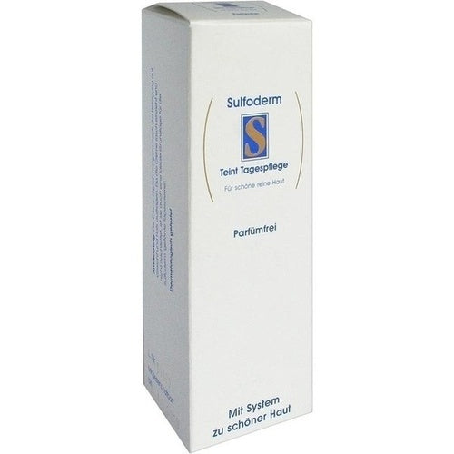 Sulfoderm S Complexion Day Care Perfume Free 40 ml is a Acne Treatment