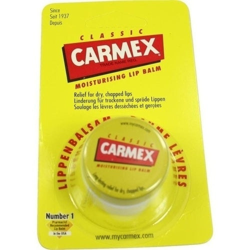 Carmex Lip Balm For Dry Chapped Lips 7.5 g is a Lip Care