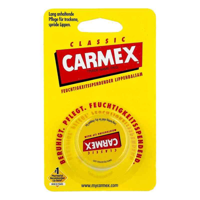 Carmex Lip Balm For Dry Chapped Lips 7.5 g