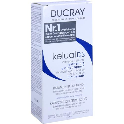 Ducray Kelual Ds Shampoo 100 ml is a Shampoo