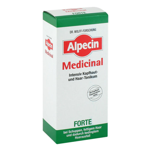 Alpecin Medicinal Forte Intensive Scalp And Hair Tonic 200 ml is a Hair Treatment