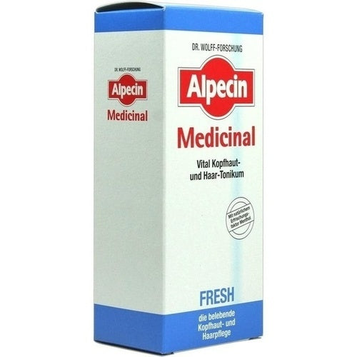Alpecin Medicinal Fresh Vital Scalp & Hair Tonic 200 ml is a Hair Treatment