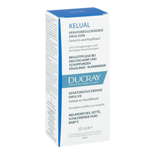 Ducray Kelual Emulsion Cream