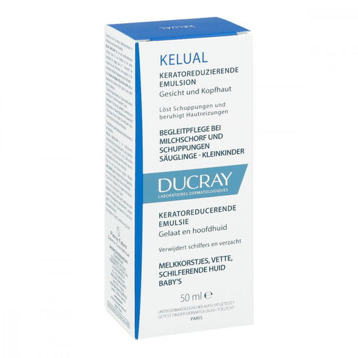 Ducray Kelual Emulsion Cream 50 ml