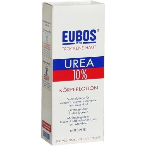 Eubos 10% Urea Body Lotion 200 ml is a Body Lotion & Oil