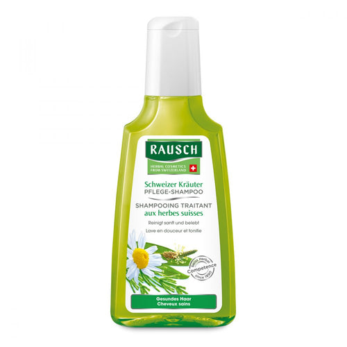 Rausch Swiss Herbal Care Shampoo 200 ml is a Shampoo