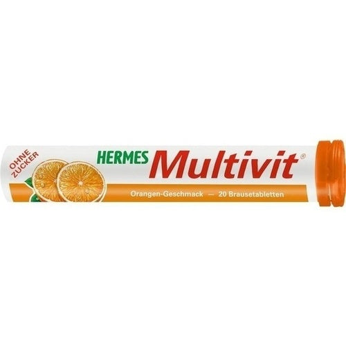 HERMES Cevitt Hermes Multivit Effervescent Tablets 20 Pcs is a Vitamins