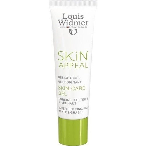Louis Widmer Skin Appeal Skin Care Gel Perfumed 30 ml is a Day Cream